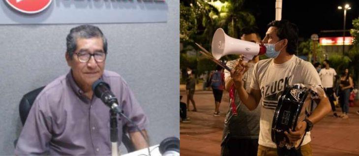 Jhair Prado: Presidente del FRECIDES Francisco Grández Torres debe disculparse por la acusación que hizo en contra de los jóvenes