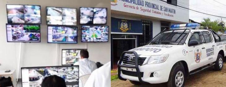MPSM: Concejo municipal aprobó en sesión extraordinaria la suscripción de un convenio con el Goresam para la ejecución del proyecto de seguridad ciudadana