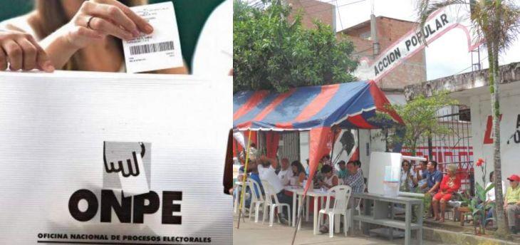 Acción Popular: 8 precandidatos al Congreso participarán en elecciones internas