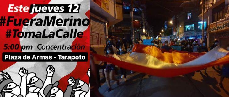 Crisis Política: Colectivos convocan para las 5 de esta tarde a una nueva movilización