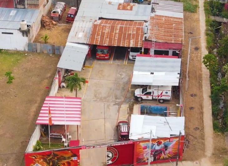 Evalúan declarar en emergencia la Compañía de Bomberos de Tarapoto