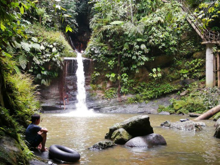 Reactivan atractivos turísticos dentro de ACR Cordillera Escalera