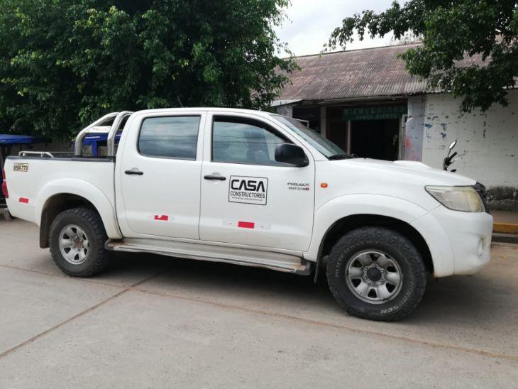 Contratista del hospital de Picota dispuso una camioneta temporal tras exigencia del Gobierno Regional de San Martín