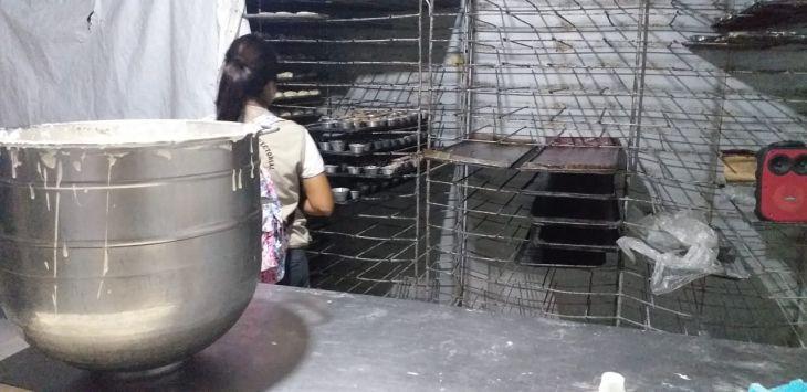 Intervienen dos panaderías en el Barrio Comercio de Tarapoto