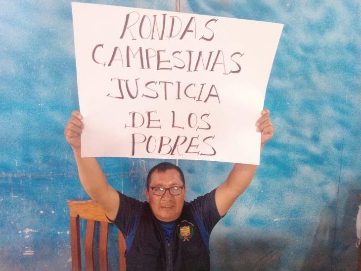 Rondas Campesinas de la provincia de San Martín, se movilizarán hoy exigiendo nulidad de sentencia del Tribunal Constitucional y en defensa de Cordillera Escalera