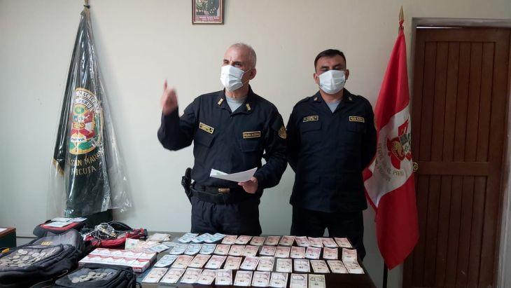 Delincuentes que asaltaron en Picota a pequeño empresario fueron capturados por la Policía