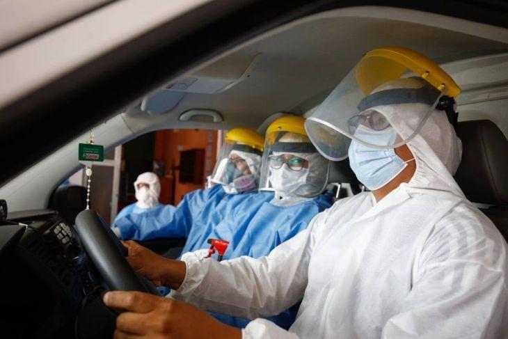 Región San Martín registró el día de hoy 26 de noviembre un total de 74 nuevos casos de COVID-19
