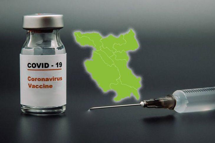 San Martín podría ser una región piloto para aplicar la vacuna contra la Covid-19