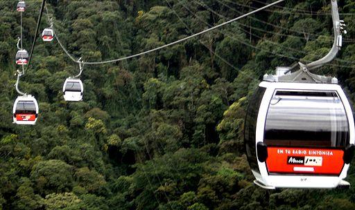 Ulderico Fasanando: Si se puede construir un teleférico en Cordillera Escalera
