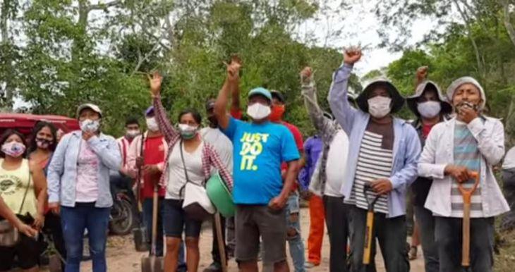 Población de Pucacaca pide a la alcaldesa declarar en emergencia servicio de agua potable