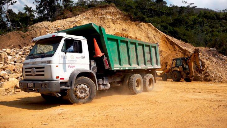 Moyobamba: Asfaltado de la carretera puente Motilones – Buenos Aires es obra prioritaria para el Goresam