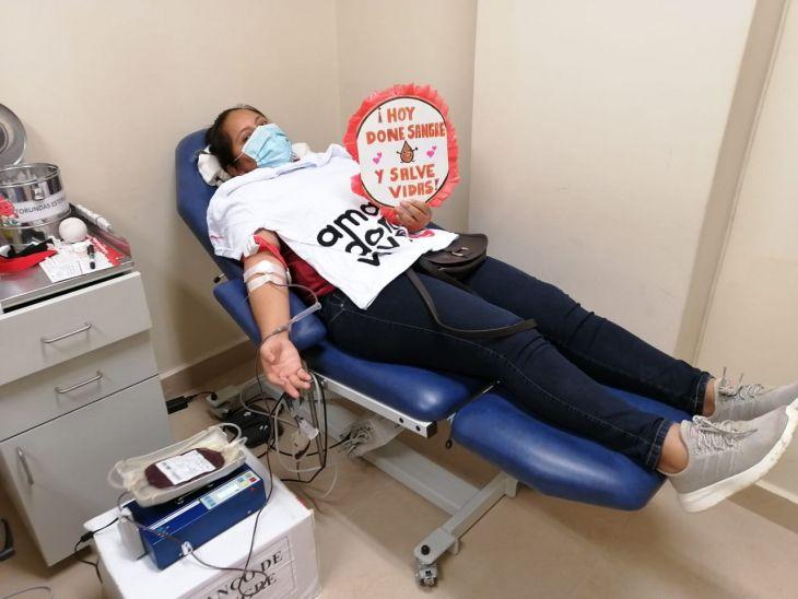 Banco de sangre necesita más de 500 unidades al mes para atender demanda en San Martín
