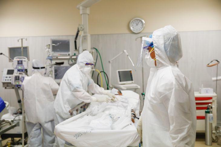 El día de ayer Domingo se registraron 68 nuevos casos de COVID-19