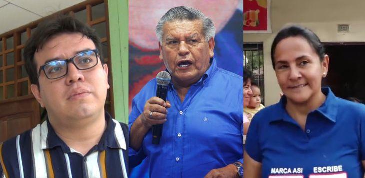 Jorge Corso: Nunca me comunicaron que se iba a realizar la presentación de los cuatro candidatos al Congreso de la República