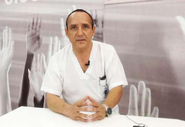 Dr. Anderson Sánchez: Goresam y Diresa deben realizar convocatoria para especialistas, pero mejorando los sueldos para estar preparados ante una segunda ola de Covid-19