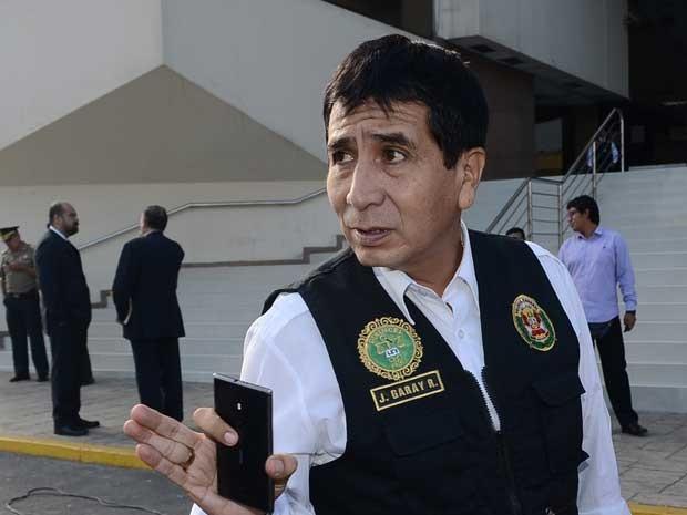 Pasan al retiro al jefe de División de Investigación Criminal (Divincri) Tarapoto, Coronel José Eduardo Garay Ruíz