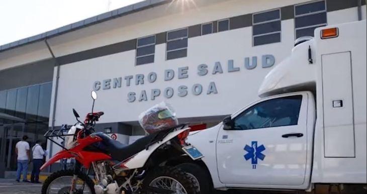 Centros Hospitalarios de Saposoa y Picota, entrarían en funcionamiento en el primer semestre de este año