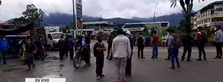 Rondas Campesinas de la provincia de Moyobamba acatan desde hoy paro de 48 horas