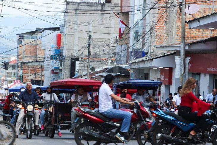 SAT Tarapoto paraliza temporalmente la recepción de documentación para trámite de licencia de conducir de vehículos menores
