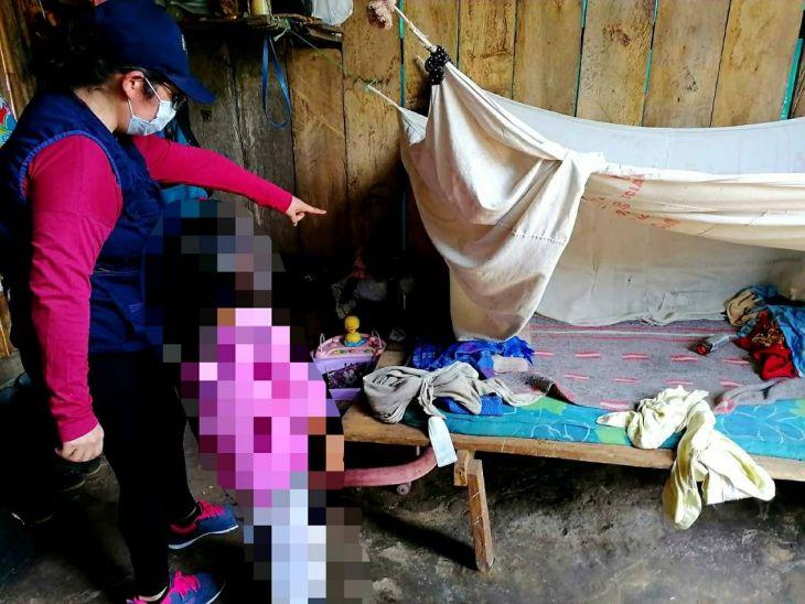 Moyobamba: Dictan prisión preventiva para sujeto que habría abusado de niña de cinco años en comunidad nativa San Rafael