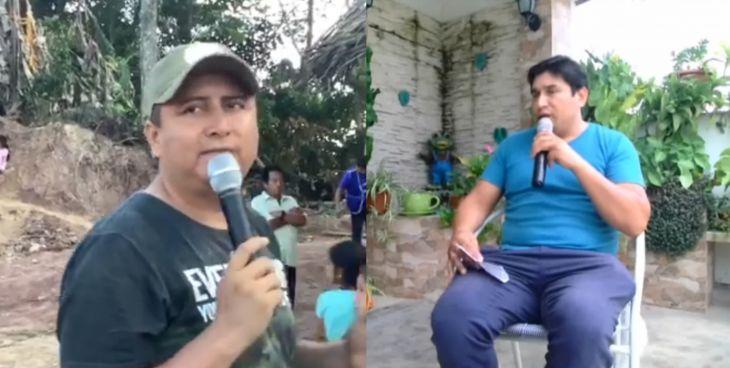 Médico Edgar Palma, dijo haber sido sorprendido con la expedición de certificado médico por el alcalde de Bellavista