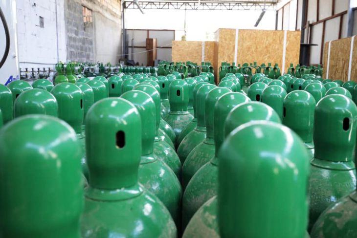 San Martín, continúa apoyando con recarga de oxígeno a Huánuco, Loreto y también se hará lo mismo con Lima
