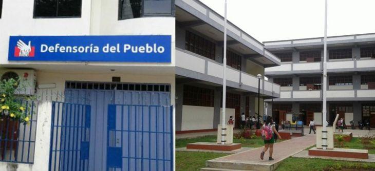 Cobros o condicionamiento en matrícula escolar están prohibidos, así lo advierte la Defensoría del Pueblo