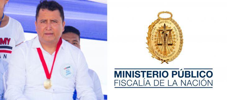 Fiscalía abre investigación preliminar contra alcalde de Bellavista Eduar Guevara Gallardo