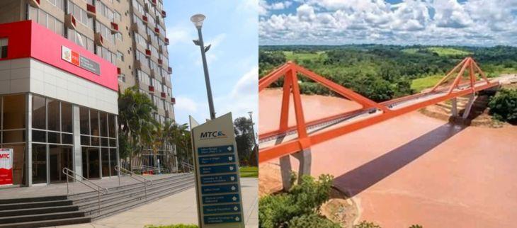 MTC asignará hasta S/ 54 millones de su presupuesto de 2021 para la construcción del puente Tarata en San Martín