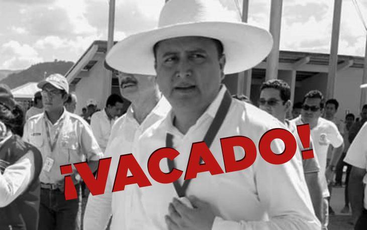 Bellavista: Con 8 votos a favor y 1 en contra, el Alcalde Eduar Guevara Gallardo fue vacado del cargo