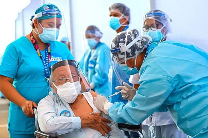 Covid-19: Hoy se realizará vacunación a adultos mayores de Pensión 65 en Tarapoto, Lamas, Moyobamba y Rioja