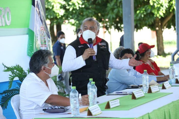 MTC iniciará la construcción en abril del puente Huallaga que unirá San Martín con los departamentos de Huánuco y Ancash