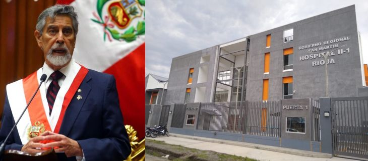 Presidente de la República Francisco Sagasti realizará visita de trabajo en San Martín