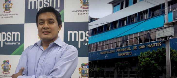 Actual gerente de Desarrollo Social de la MPSM niega estar involucrado en hecho irregular, sobre denuncia periodística del año 2017