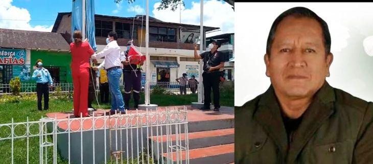 Declaran duelo provincial en Tocache por la muerte de Director de la UGEL de esa provincia