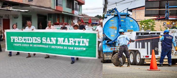 Frecides solicita al alcalde de Tarapoto la creación de la Empresa Municipal de Agua Potable