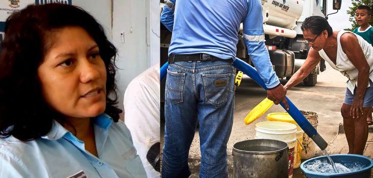 María Isabel García: Emapa sigue siendo una empresa municipal