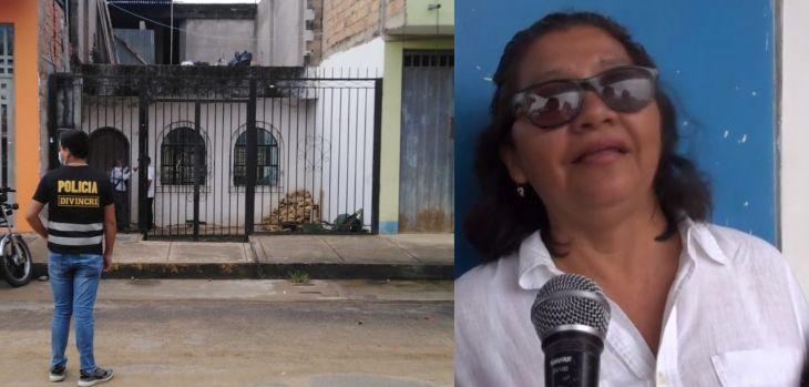 Dos sujetos a bordo de una motocicleta lineal que realizaron disparos contra la vivienda de la alcaldesa de Chipurana
