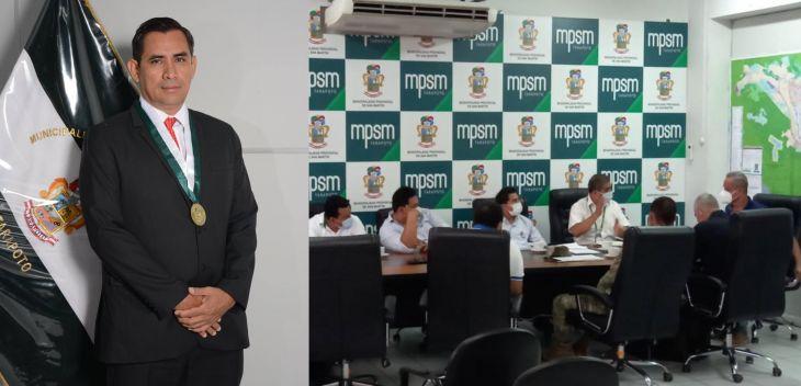 Regidor Arbel Dávila, denuncia represalias desde la gestión Municipal contra regidores que ejercen función fiscalizadora