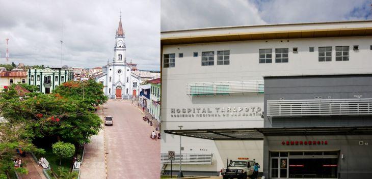 Suspenden referencias de pacientes críticos con Covid-19 desde Yurimaguas