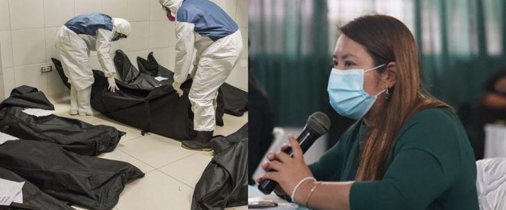 Directora Regional de Salud: El nivel extremo es un llamado de atención para ser más rigurosos en los esfuerzos para superar la pandemia