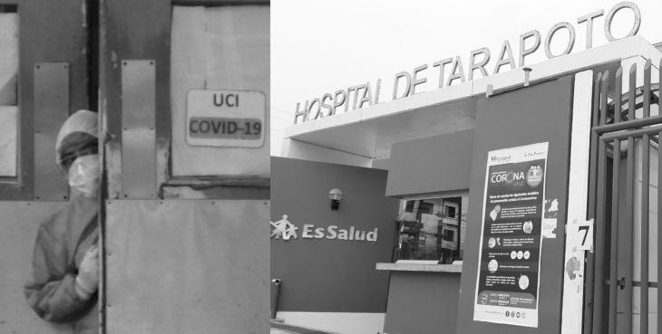 EsSalud Tarapoto: Planta de oxígeno en estos momentos es insuficiente