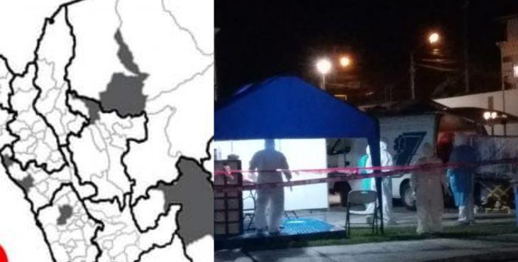 Desde hoy Moyobamba pasó a la condición de alerta extrema por casos de Covid 19