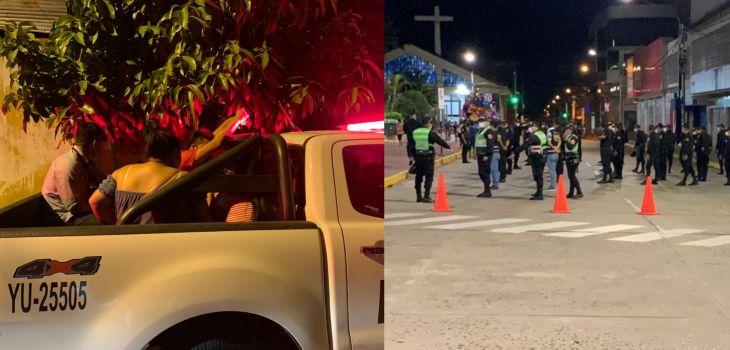San Martín: Comando Covid Regional, solicitó al general EP, Edgar Reaño y al coronel PNP, Jorge Barboza, que se rote al personal afincado en las ciudades