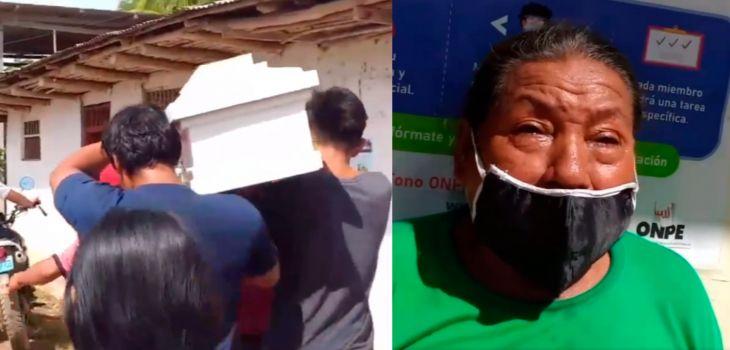 Caspizapa: Niño de 9 años de edad murió tras tocar calamina con electricidad