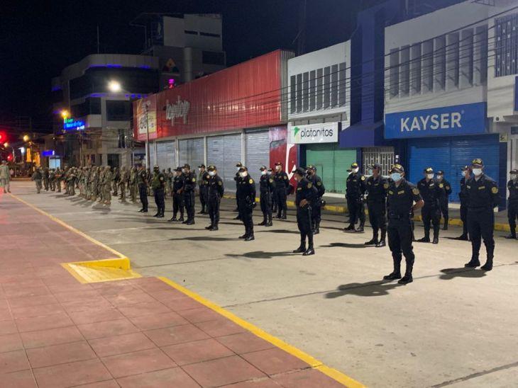 Comando Covid Regional, se reunió ayer y acordó que las fuerzas del orden intervengan e impidan reuniones sociales en toda la región San Martín