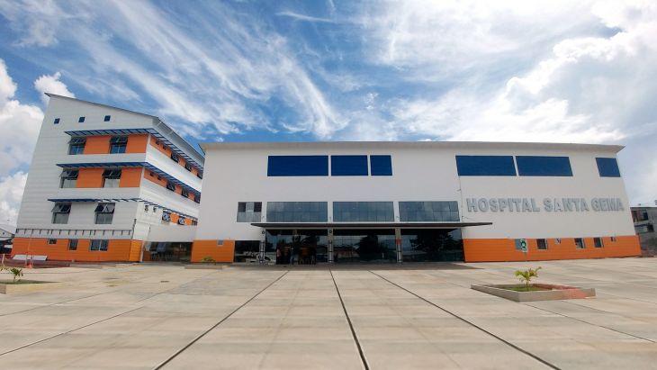 Hospital Santa Gema de Yurimaguas adeudaría diez meses por servicio eléctrico