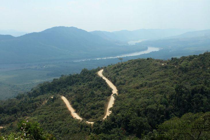 Goresam recibió expediente técnico de asfaltado de la carretera y construcción del puente Sauce