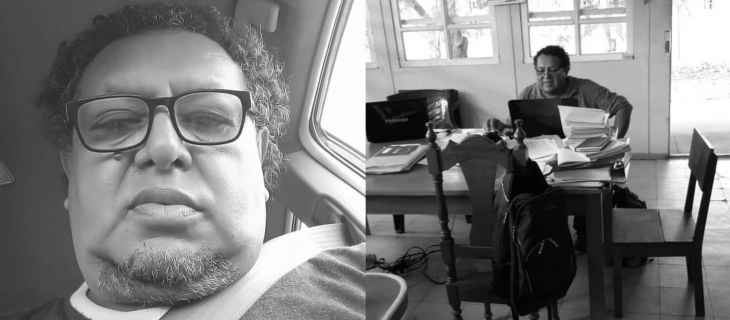 Anoche dejó de existir en el hospital Minsa de Tarapoto víctima del coronavirus, el Comunicador Social Genaro Sánchez Ramos