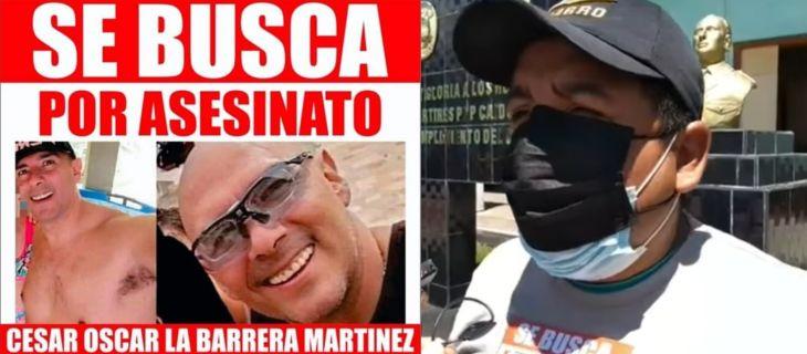 Hermano de víctima de feminicidio de Tarapoto continúa en Cajamarca